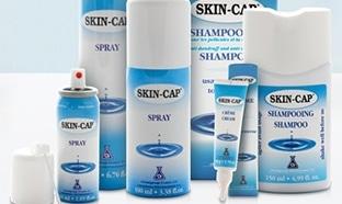 échantillons gratuits de soins Skin Cap
