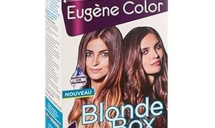 Test gratuit du kit Créatif Blonde Box de Eugène Color
