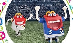 Jeu McDonald's : 1386 coffrets figurines Euro 2016 à gagner