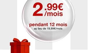 Vente Privée : Forfait Free mobile illimité