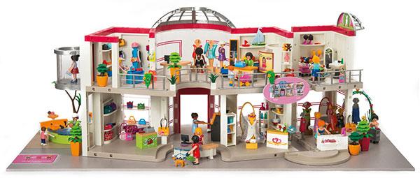 Playmobil City Life Grand Magasin