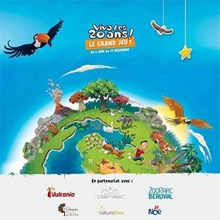 Concours Bioviva : 215 jeux et des activités inoubliables à gagner