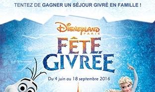 10 séjours gratuits à Disneyland Paris à gagner