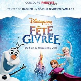 10 séjours à Disneyland Paris pour 4 personnes à gagner