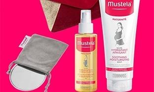 30 lots Mustela Maternité à gagner : Quiz Futures Mamans