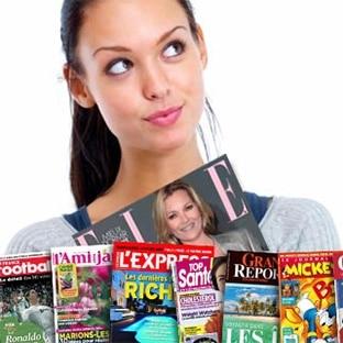 Bon plan : Abonnements magazines pas chers (jusqu'à -84%)