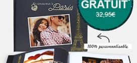 Bon plan Photoweb : Livre photo gratuit (hors livraison)