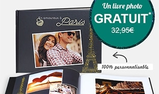 Bon plan Photoweb : Livre photo gratuit
