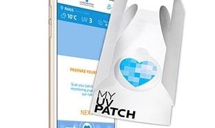 Patchs UV La Roche-Posay connectés gratuits