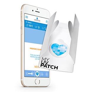 Cadeau La Roche-Posay : 8000 patchs UV connectés gratuits