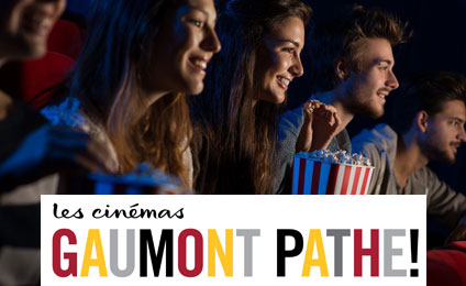 Promotions Places de cinéma Gaumont Pathé
