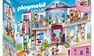 Soldes Oxybul : Grand magasin Playmobil avec 70% de réduction