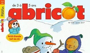Magazine Abricot moins cher
