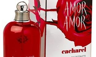 Bons plans Soldes : Parfum Cacharel Amor Amor