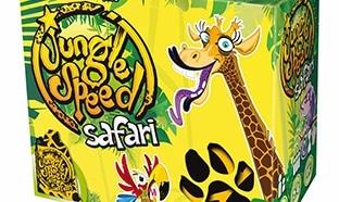 Soldes Oxybul : Jeu de société Jungle Speed Safari à 5,99€