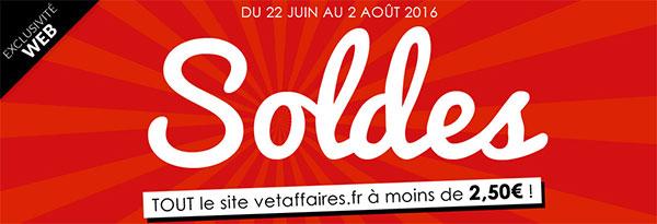 Soldes Vet'Affaire.fr