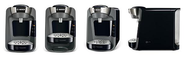 Remportez l'une des 2600 machines à café Tassimo Suny !