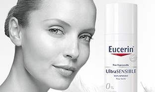 Test soin apaisant UltraSensible Eucerin : 100 gratuits