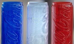 McDo : Verres Coca-Cola Euro à collectionner