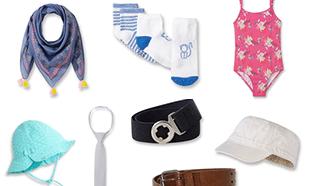 Bon plan Okaïdi : 3 accessoires enfants pour 7€