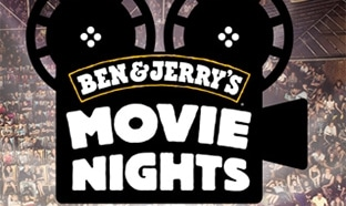 Ben & Jerry's Movie Nights : Glace + cinéma gratuit