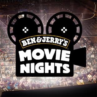 Ben & Jerry's Movie Nights : Glace + cinéma gratuit