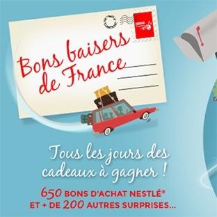 Jeu Croquons la Vie Bons Baisers de France : 897 lots