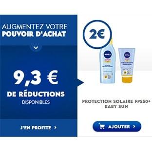 Bons de réduction Nivea à imprimer : Jusqu'à 9.30€ d'économies