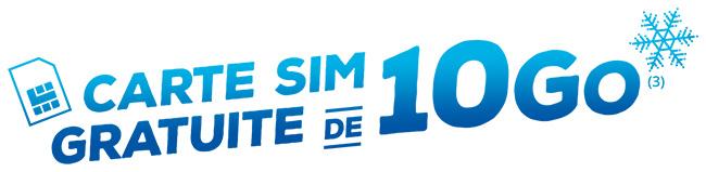 Surfez gratuitement en 4G avec Bouygues Telecom