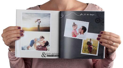 Cadeau livre photo Photoweb gratuit à gagner