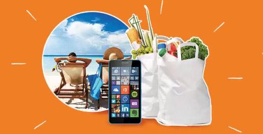 Jeu Auchan Drive : 53 cadeaux à gagner (séjour, smartphone...)