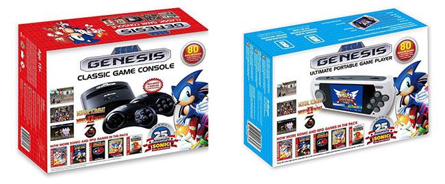 commandez la console Sega Mega Drive