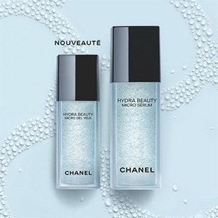 Échantillon Gratuit Chanel : Soin Hydra Beauty Gel Yeux