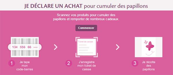 Himums.fr : Produits partenaires achetés = Points cumulés