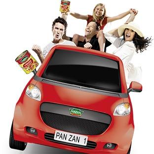 Jeu Panzani : 1100 cadeaux et 1 voiture aux instants gagnants