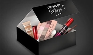 Jeu Maybelline : 30 Box beauté de 9 cosmétiques à gagner
