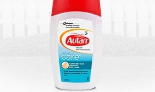 Répulsif anti-moustiques Autan gratuit car 100% remboursé