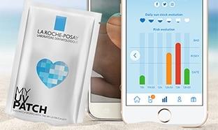 Cadeau La Roche-Posay : 15'000 patchs UV connectés gratuits