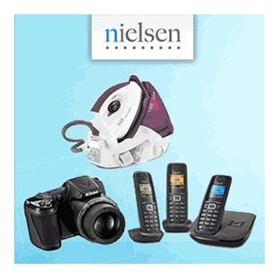 Panel Nielsen : Faites vos courses et recevez des cadeaux