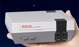Pré-commande Nintendo Classic mini : Console Nes + 30 jeux = 60€