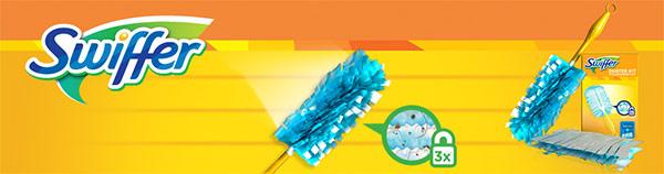 140'000 plumeaux Swiffer gratuits : Test Envie de plus
