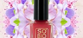 Test de vernis à ongles So'BiO étic Soin & Couleur : 100 gratuits