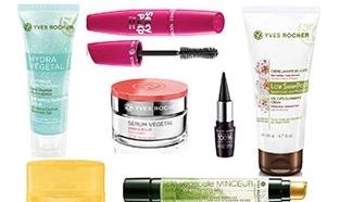 Testez des produits de beauté avec Yves Rocher
