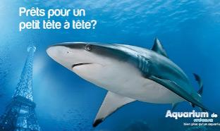 L'Aquarium de Paris : Entrées adultes gratuites pour ses 10 ans