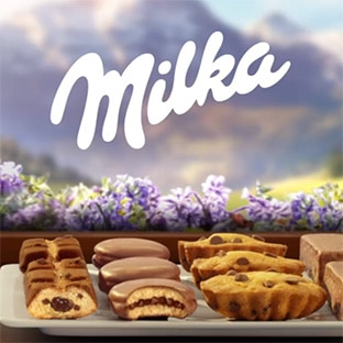 Jeu Ma vie en couleurs : 50 boîtes de biscuits Milka à gagner