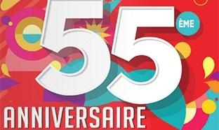 Catalogue anniversaire Auchan : Produits remboursés à 55%