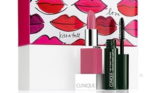Promo Clinique : Mascara et rouge à lèvres offerts + fdp gratuits