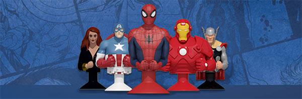 Carrefour Market : 1 figurine Marvel gratuite tous les 30€ d'achats