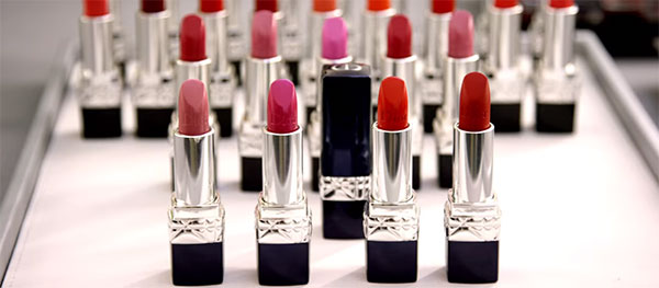 Collection Rouge Dior