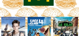 DVD McDo 2017 gratuit pour 1 menu + 1 Happy Meal achetés